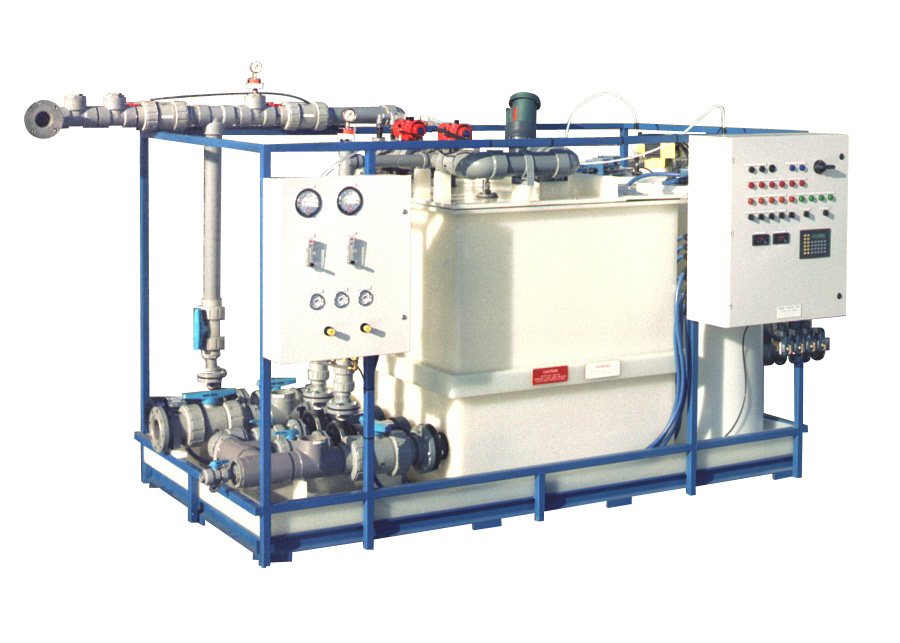 batch Acid Wastes Neutralization System