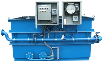 Boiler Blowdown pH Adjustment System