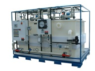 Duplex Batch pH Neutralization System